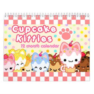 Calendario de los gatitos de la magdalena
