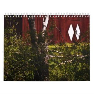 Calendario de los graneros 2009 de América