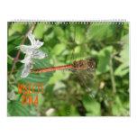Calendario de los insectos 2014