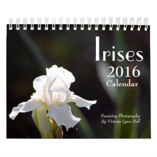 Calendario de los iris 2016