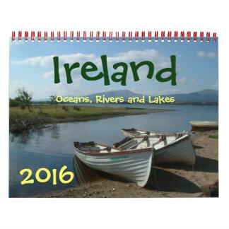 Calendario de los océanos, de los ríos y de los