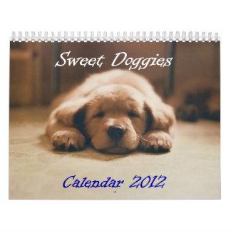 Calendario de los perritos