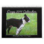 Calendario de los perros 2011