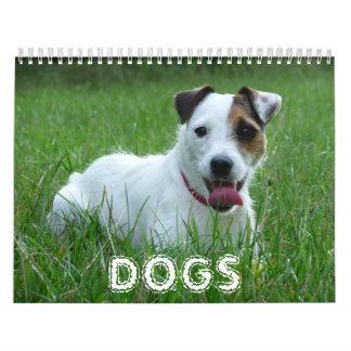 Calendario de los perros