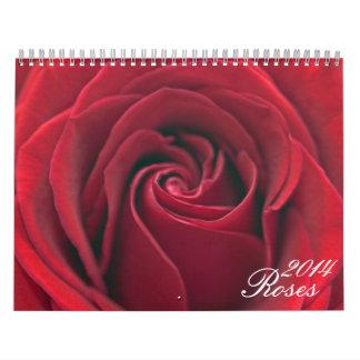 Calendario de los rosas 2014