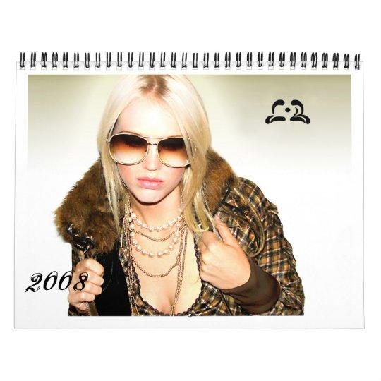 Calendario de Lotti B 2008