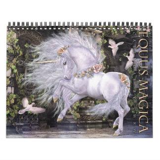Calendario de Magica del Equus