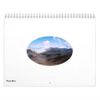 Calendario de Maui del planeta