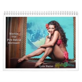 ¡Calendario de MeduSirena 2013
