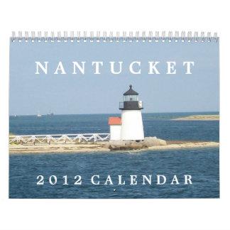 Calendario de Nantucket 2012