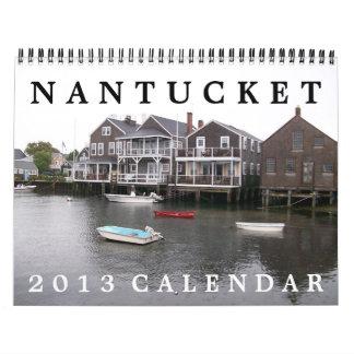 Calendario de Nantucket 2013