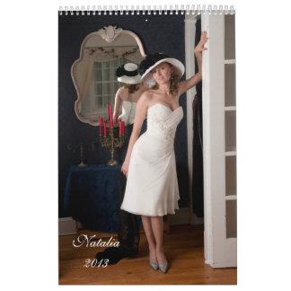 Calendario de Natalia 2013