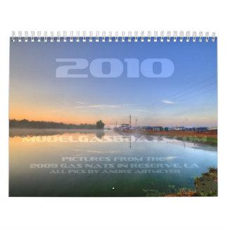 Calendario de Nats de 2010 gases
