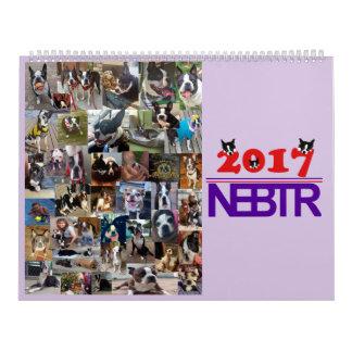 Calendario de NEBTR 2017