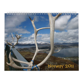 Calendario de Noruega 2011