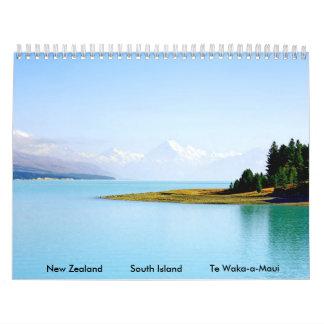 Calendario de Nueva Zelanda