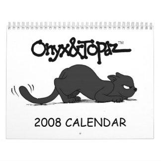 Calendario de O&T 2008