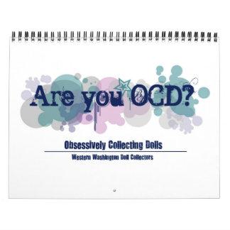 Calendario de OCD 2012