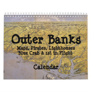 Calendario de Outer Banks