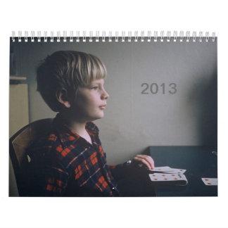 Calendario de pared 2013 (versión previa)