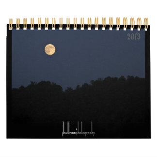 Calendario de pared de 2013 Critters y de los inse