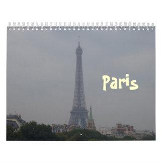 Calendario de París