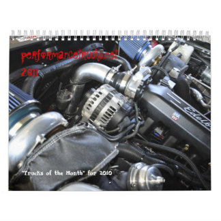 calendario de Performancetrucks.net 2011