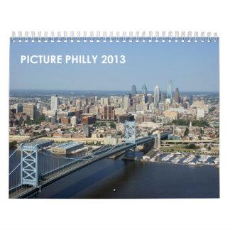 Calendario de Philly de 2013 imágenes