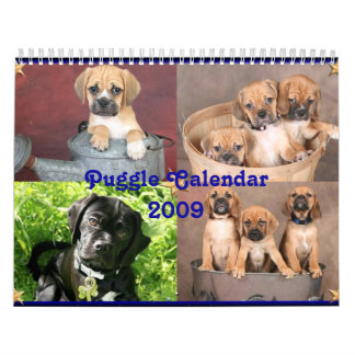 Calendario de Puggle