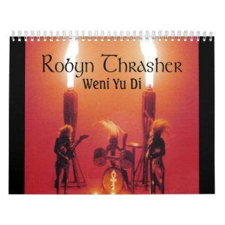 Calendario de Robyn Thrasher