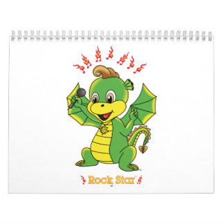 Calendario de Rockstar™ del dragón