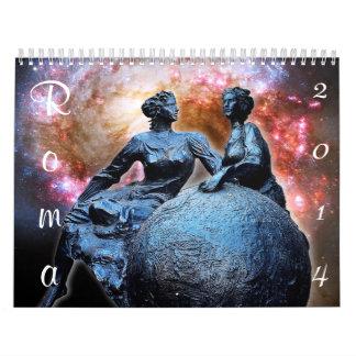 Calendario de Roma 2014
