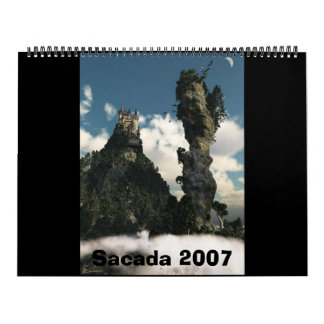 Calendario de Sacada 2007