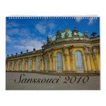 Calendario de Sanssouci 2010