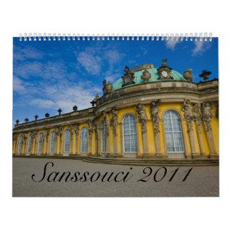 Calendario de Sanssouci 2011