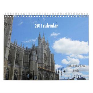 Calendario de Santa María de La Regla de la catedr
