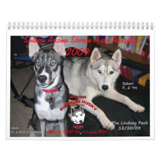Calendario de SASHA 2009