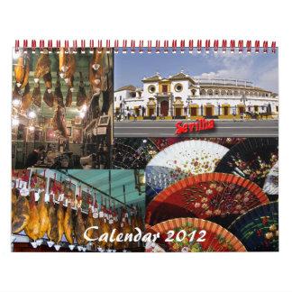 Calendario de Sevilla