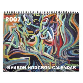Calendario de Sharon Hodgson 2007