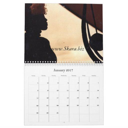 Calendario de Skara 2010