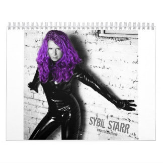 Calendario de Sybil Starr 2012