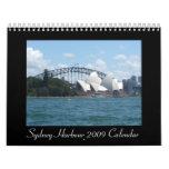 calendario de Sydney 2009