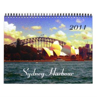 calendario de Sydney 2011