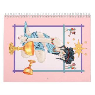 Calendario de Tarot