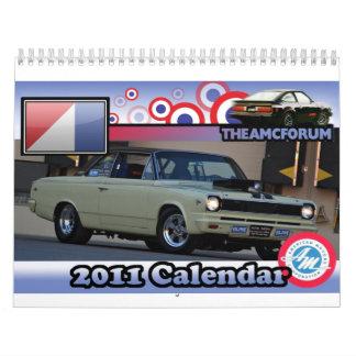 Calendario de TheAMCForum