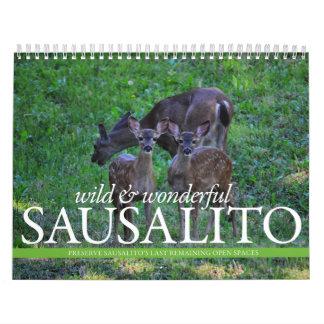 Calendario de THINKSausalito 2012