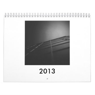 Calendario de Tom Myler 2013
