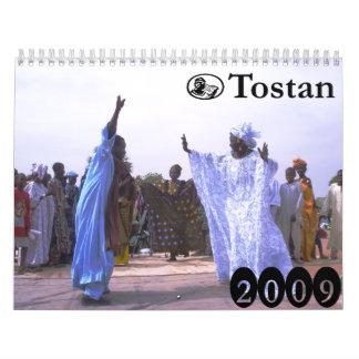 Calendario de Tostan