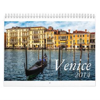 Calendario de Venecia 2014