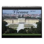 calendario de Viena 2011